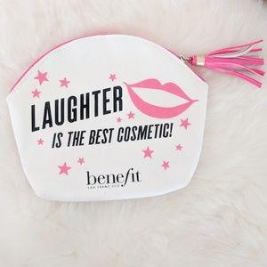 Benefit Cosmetics Pouch